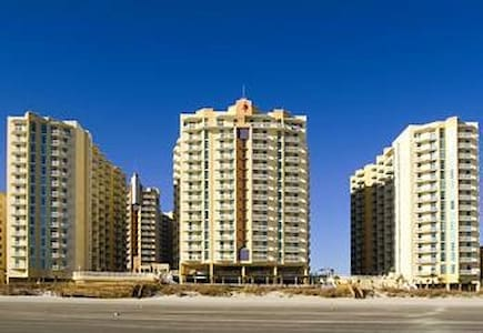 Beautiful Ocean View Condominium on the Beach - Condominium