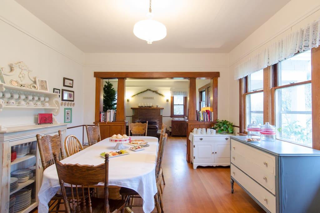 The Artisan Bread Farm House 2