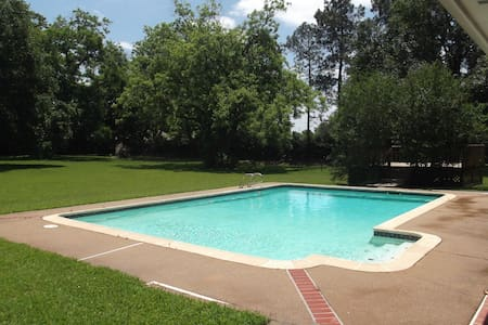 3 Private Rooms w/King bed -Pecan Grove/Richmond - Richmond - House