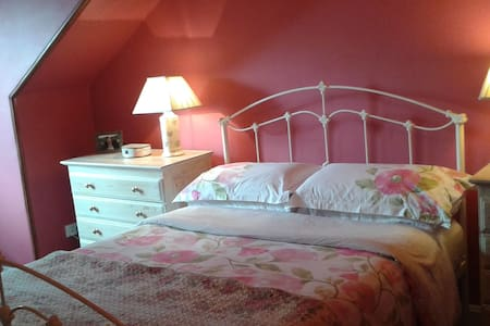 Lovely En Suite Bedroom With Private Sitting Room. - Glasgow - Bed & Breakfast