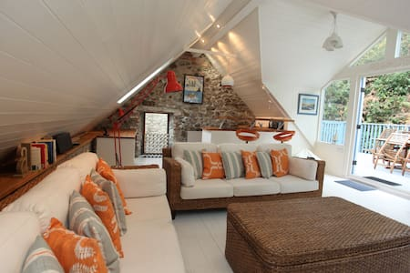 A stylish relaxing seaside 4 bed home in Solva - Casa