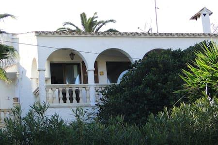 Haus 3 Minuten vom Strand entfernt - Cala Romantica