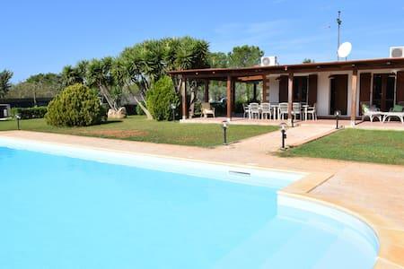 Villa Serena Alghero - a beautiful villa with pool - Alguer
