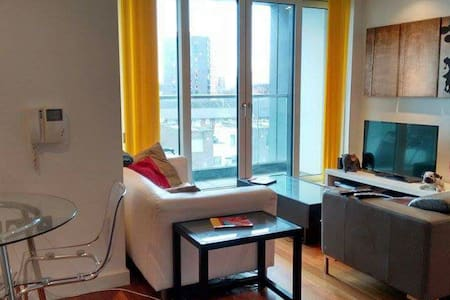 Double room near Piccadilly Station