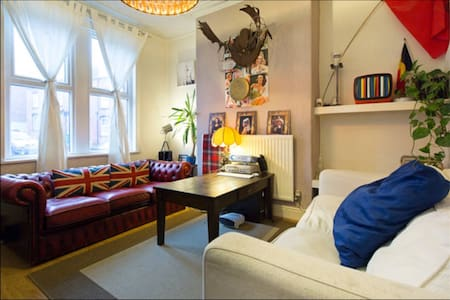 Charming Home - Leeds - Casa