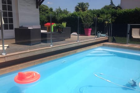 110m² villa with swimming pool - Pessac