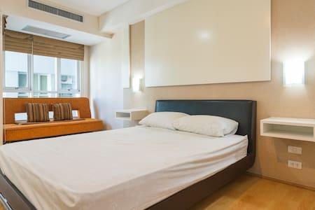 1 Studio  param 9 Close to airport - Apartment