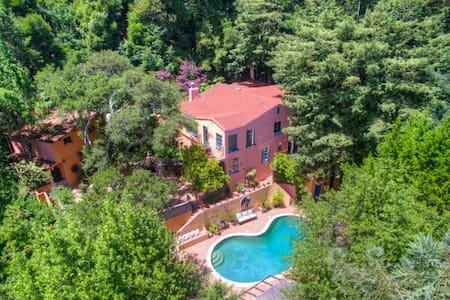 Casa Encantada / Home of Enchantment - Mill Valley
