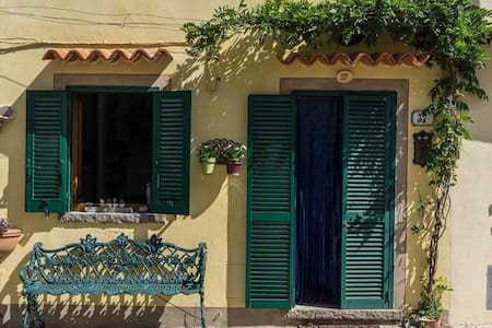Casa Belvedere - San Piero In Campo - Radhus