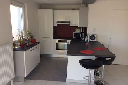 Appartement 3 pièces neuf à 2 pas du centre - Illkirch-Graffenstaden - Apartment