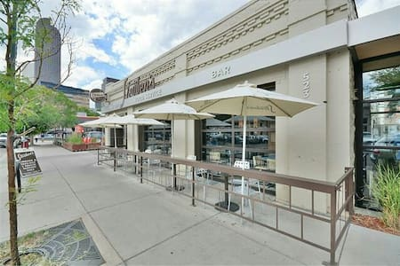 Quaint 1bd/1ba Downtown/Cap Hill Spot - Denver - Appartement