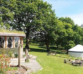 Fron Farm Yurt Retreat - Kite Yurt - Jurta