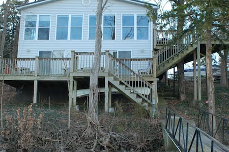 Lake of the Ozarks Vacation House - Camdenton - Huis