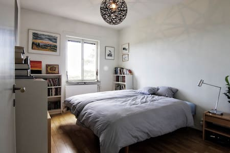 Cozy two room apartment with a wonderful view - Stockholm