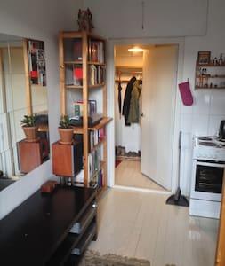 Cozy studio in downtown Helsinki - Apartament