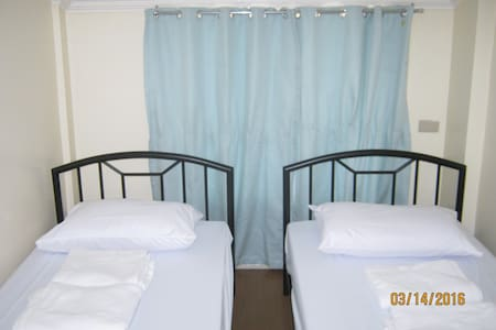 Furnished 2 bedroom Condo in Cainta - Cainta