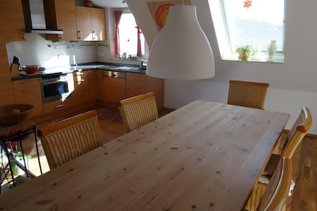 Schöne Maisonettewohnung - Reinbek - Apartment