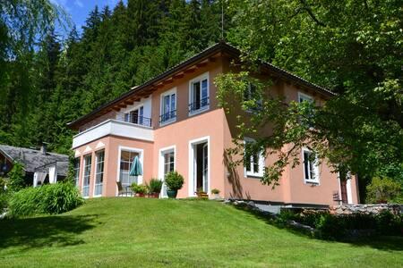 Die Toskanische Villa in den Bergen - Villa