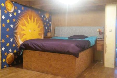 Belle chambre au cœur de la nature - Prendeignes