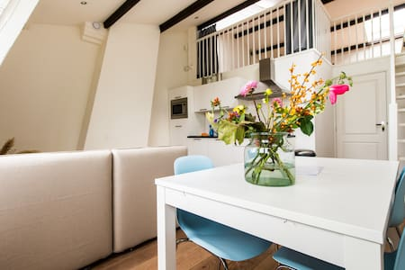 NEW: ** Loft Appartment With Rooftop Terrace ** - Amsterdam - Loft