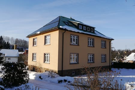 first class accommodation in the erzgebirge - Apartment