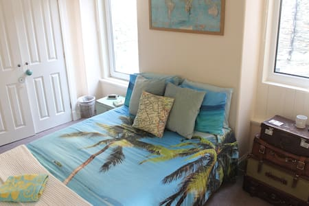 A Home for Travellers (2 x Private Double Rooms) - Lejlighed