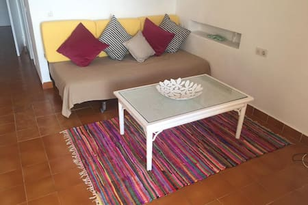 Great location, quiet and amazing view! - Sant Josep de sa Talaia - Apartamento
