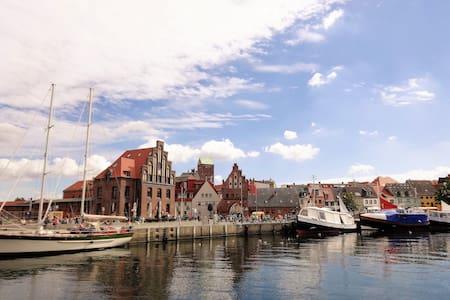 Ferienwohnung am Alten Hafen zwei - Huoneisto