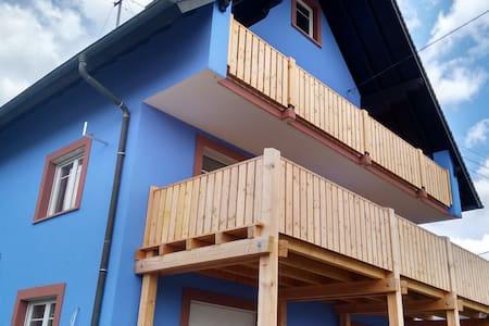 """La Maison Bleue""  mit Panoramablick - Sasbach am Kaiserstuhl"