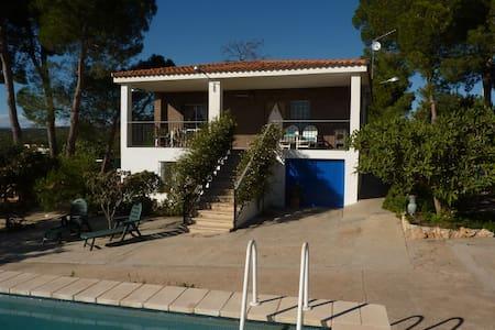 Villa with Pool near Sierra Calderona Nature Park - Llíria - Chalet