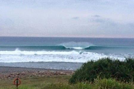 來自海洋的右跑浪 the ocean breeze - Haus