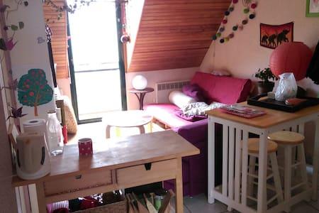 Appartement T2 cosy et calme. - Apartament