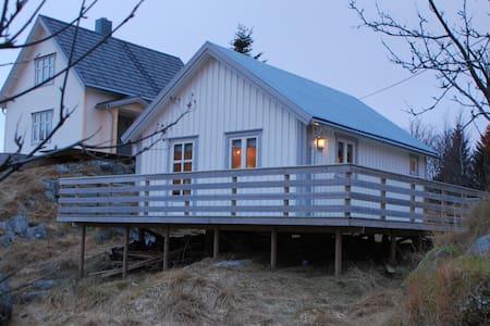 Lillehaugen på Sørvågen i Lofoten - Moskenes - Cabanya