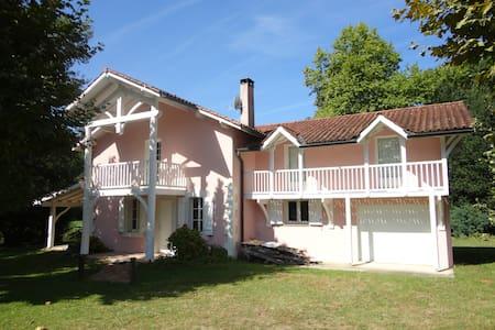 maison au coeur des bois - Pontonx-sur-l'Adour - Haus