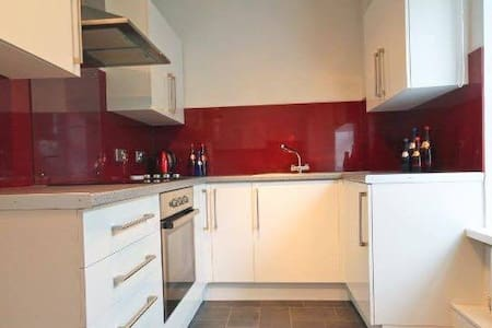 Stunning 1 bed house in the heart of town - House
