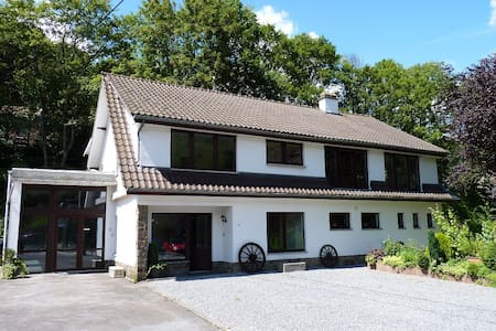 Villa des Ardennes - Hus