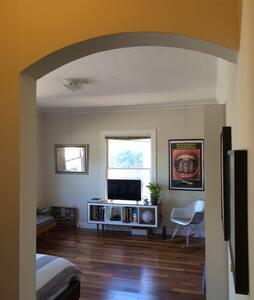 Great Studio Apartment At Lake Merritt & Bart. - Oakland - Appartamento
