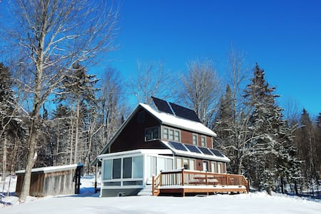 Solar Home in Many Brooks Forest - Hyde Park