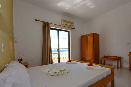 Falasarna bay apartment sea view - Leilighet