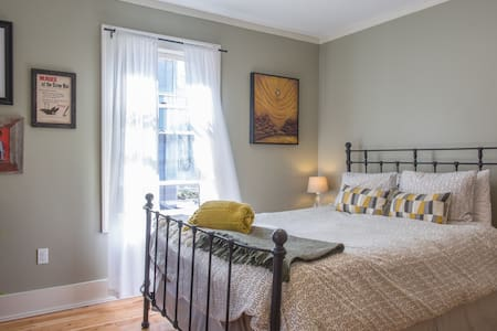 Charming apartment - walk downtown - Apartment