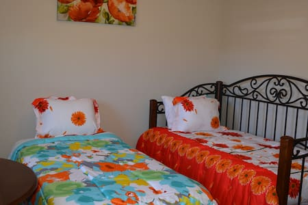 Brand new bedroom and great location - Casa