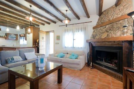 Cortijo Rural en La Alpujarra - House