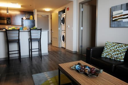 12th Floor Luxary 2 BR overlooking Downtown AA - Appartamento