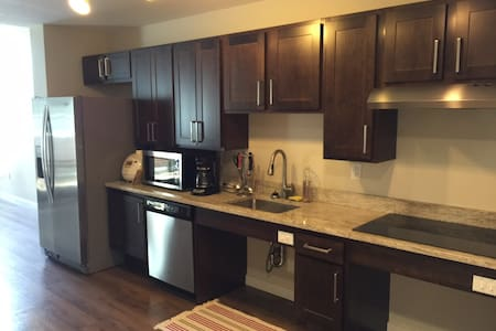 Luxurious, brand new, loft style, chef kichen - Worcester - Loft