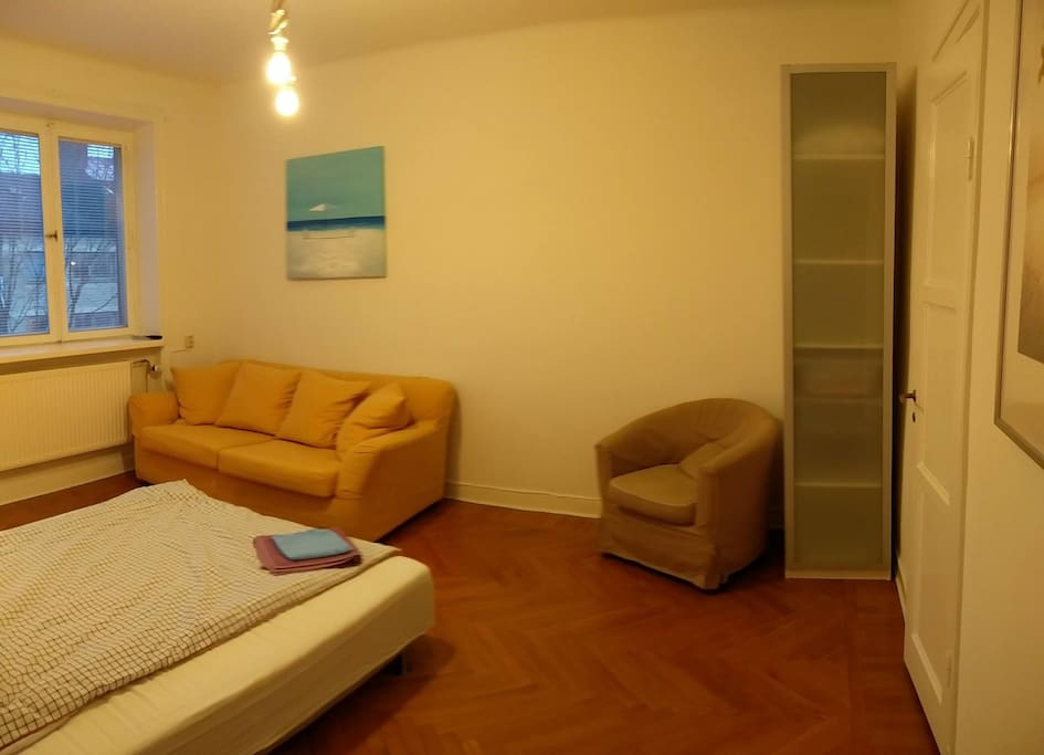 Cosy apartment in Sthlm city center