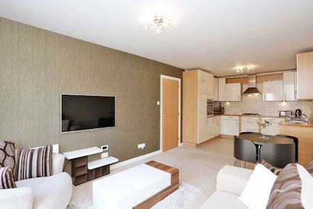 Modern 2BR Apartment - Sleeps 4 - Apartment