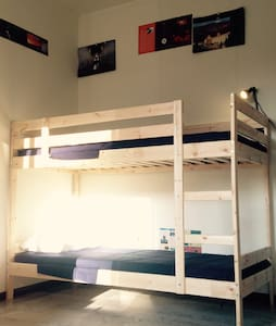 Bed / Posto letto in a spacious room! - Apartment