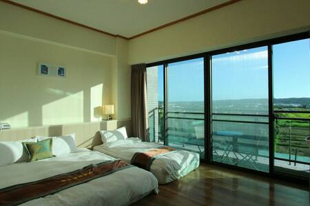 田野山景三人客房 - Hengchun - Bed & Breakfast