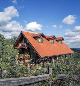 Cute wooden house in nature near Zagreb! - House