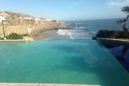 Beautifull ocean front room!! - Entire Floor